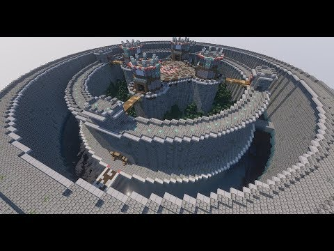 Impel Down One Piece Minecraft Map
