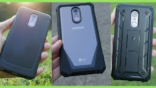 Best Cases for the LG Stylo 4!