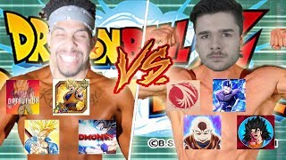 THE DOKKAN BATTLE YOUTUBER BOXING MATCH UP | WHO WOULD WIN?