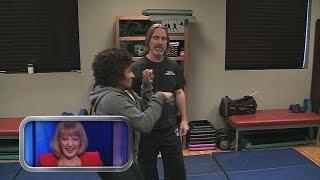 Wanda Sykes Learns Some Self Defense on '#RepeatAfterMe'