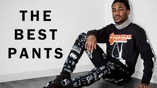 MY FAVORITE PANTS | Men's Streetwear Fashion