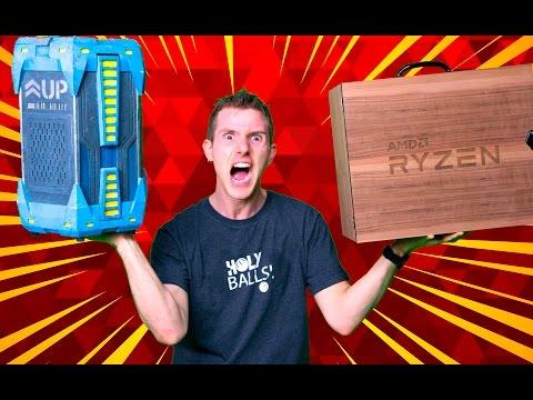 AMD RYZEN 7 REVIEW… WE DROP IT