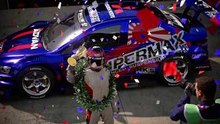 JOT381 GRAN TURISMO SPORT 230718 BLUE MOON BAY LANCER Gr3 2nd to 1st FASTEST LAP 10 LAPS 626th WIN