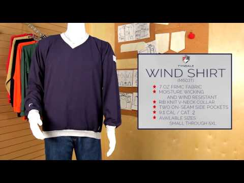 Wind Shirt Product Video M603T