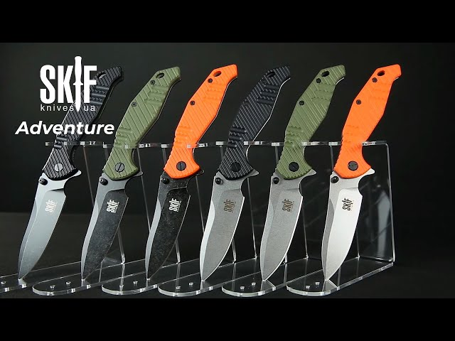 Youtube video SKIF Adventure II BSW Orange