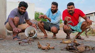 Village crabs hunt | My Village Show Comedy