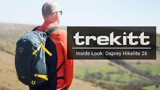 Inside Look: Osprey Hikelite 26