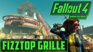Fallout 4 - Building with Mods - Fizztop Grille