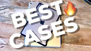 Best Cases for iPad Pro!! 2018 Review (i-Blason Clear Hybrid Cover Case & Apple Smart Cover) - dooclip.me
