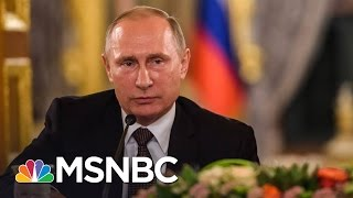 U.S. Reveals Names, Methods Involved In Russian Hack | MSNBC thumbnail