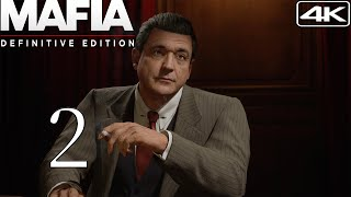 Mafia Definitive Edition  Walkthrough Gameplay With Mods pt2  Ordinary Routine 4K 60FPS Classic