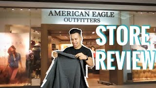 American Eagle Review/Haul 2018