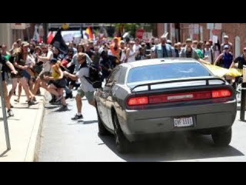 AP: One dead after car runs into Charlotte protesters HD Mp4 3GP Video and MP3