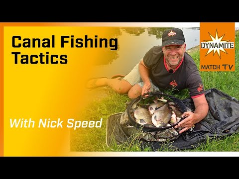 Nick Speed Canal Fishing Tips