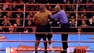 Окончание боя на 5-м раунде - Видео онлайн