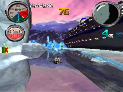hydro thunder playstation review