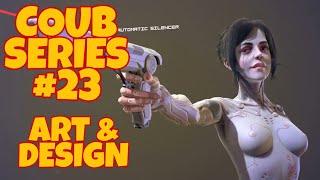 COUB series #23 | ART & Design