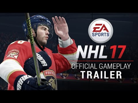 NHL 17 | Official Gameplay Trailer | Xbox One, PS4 thumbnail
