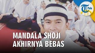 Mandala Shoji Akhirnya Bebas dari Penjara