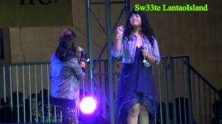 Charice and Cheesa Duet Saving All My Love For You at Para Sa Inyo, Kapamilya! TFC