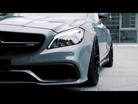 ANGRY Merc CLS on FlowForged | ZP2.1 Super Deep Concave