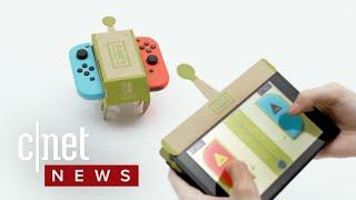 Nintendo Labo announced