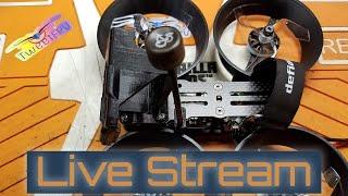 Live quad build, CineSplore build, and Q&A