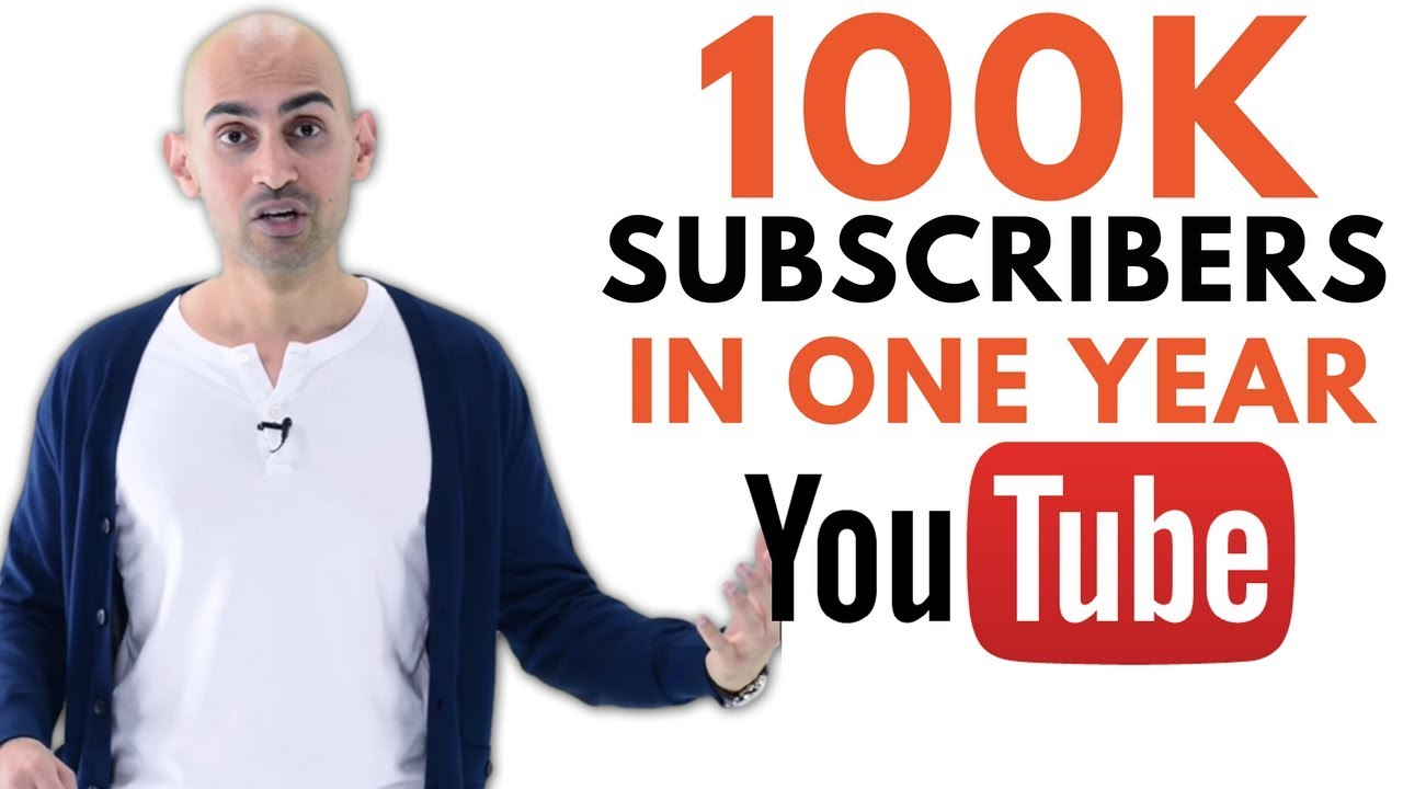 How I Got 100,000 Subscribers in Less Than a Year