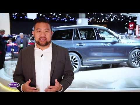2020 Lincoln Aviator | First Look | Interior and Specs | Cars.com