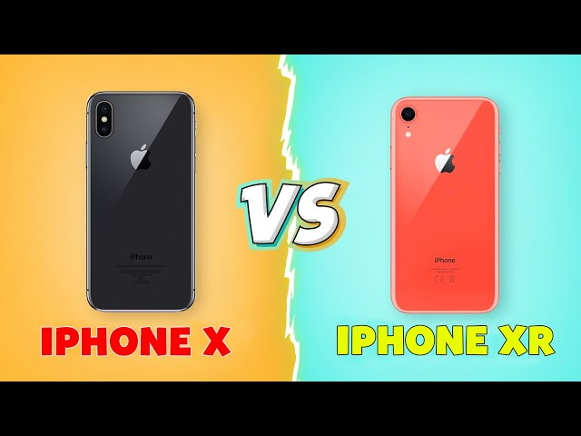 Hơn 200K mua iPhone X hay iPhone XR ở 2020?