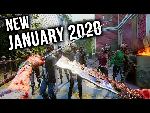 Top 7 NEW Games of January 2020
