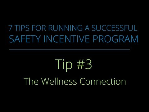 Tip #3 – The Wellness Connection