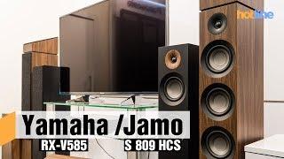 S 809 HCS Black