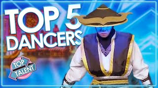 BEST BREAKDANCER Auditions And Performances On Got Talent! | Top Talent