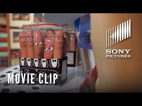 Sausage Party (Red Band Clip 'Work Those Buns')