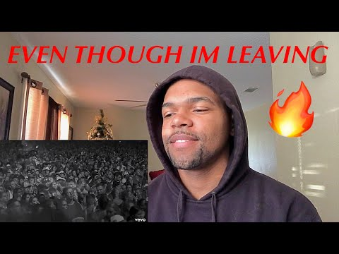 Luke Combs - Even Though I'm Leaving (REACTION)