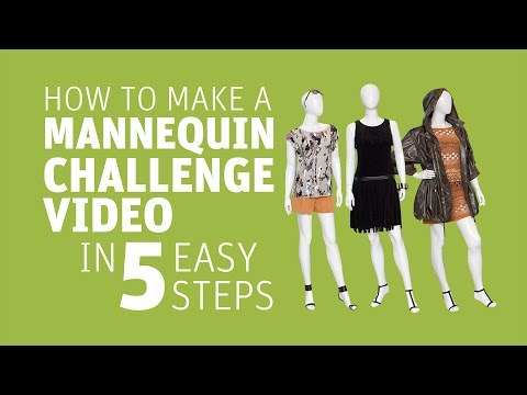 How To Make A Mannequin Challenge Video In Five Easy Steps