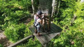 Hover Solutions, LLC Ad Spot - The Adventure Park at Sandy Spring
