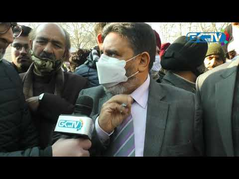 """""""They must have done the same"""": Altaf Bukhari's dig at PAGD leaders on house detentions"""