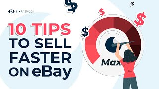 10 Tips For How To Sell Faster On EBay | EBay Selling Tips
