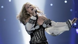 Anna Vissi - Everything, Eurovision Song Contest (2006) [fannatics.gr]