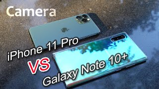 iPhone 11 Pro vs Galaxy Note 10+ camera test