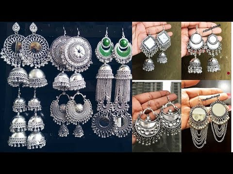 Exclusive Fancy Traditional Earrings Designs 2019 | Indian Jewellery Design 2019
