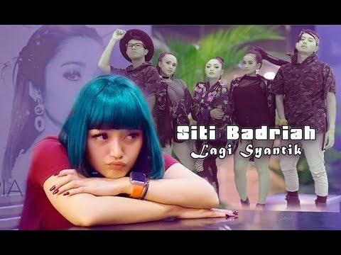 Siti Badriah Hari Ini Pemutaran Serentak Lagu Lagi Syantik Di Radio