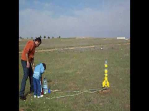 Comprar cohete casero de agua a presión amazon