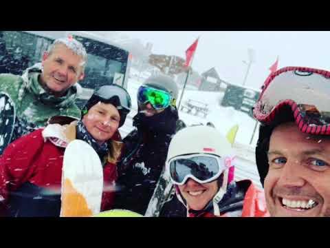KR Snowkiting Weekend 2019 - Pre-Tour Fun