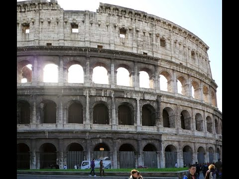 Colosseum Flavian Amphitheater Video Khan Academy