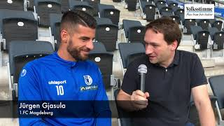 FCM: Gjasula im Interview
