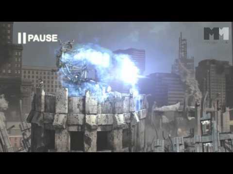 DC Universe Online | Jim Lee & Tim Miller ( Blur ) discuss the trailer (2010)