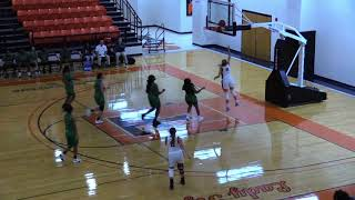 Tahlequah Lady Tiger Basketball vs. Muskogee Lady Roughers